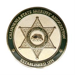 CSSA Commemorative Challenge Coin