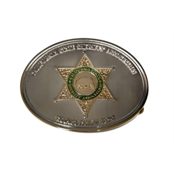 CSSA Commemorative Belt Buckle