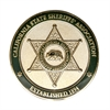 CSSA Commemorative Challenge Coin